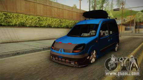 Renault Kangoo for GTA San Andreas