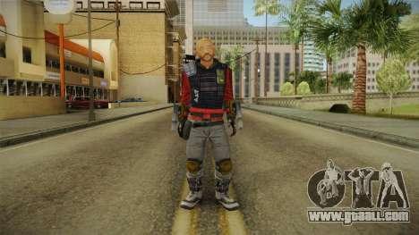 Will Smith - Deadshot v2 for GTA San Andreas second screenshot