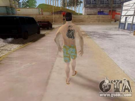 New Wmybe for GTA San Andreas second screenshot