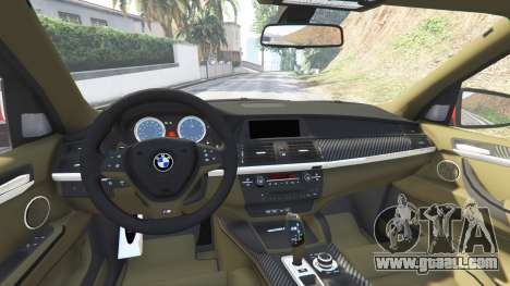 GTA 5 BMW X5 M (E70) 2013 v0.3 [replace] front right side view