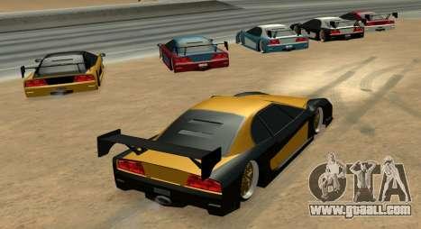 Turismo Major Ver.2 for GTA San Andreas