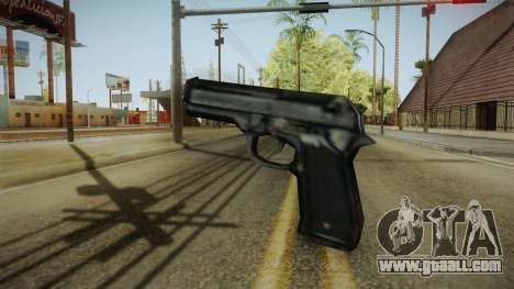 Silent Hill 2 - Pistol 1 for GTA San Andreas second screenshot