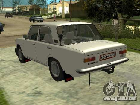 VAZ 21013 124RUS for GTA San Andreas left view