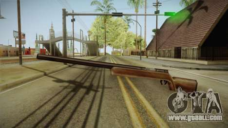 Silent Hill 2 - Rifle for GTA San Andreas