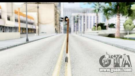 Star Wars Tusken Gaderffii for GTA San Andreas third screenshot