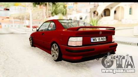 Rover 220 Kent 2 for GTA San Andreas left view