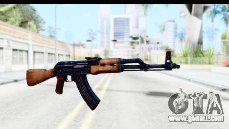 Kalashnikov AKM for GTA San Andreas