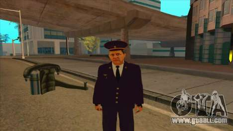 Karpov v2 for GTA San Andreas third screenshot