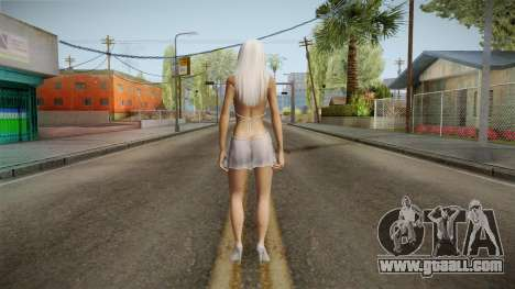 Gina for GTA San Andreas