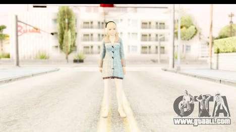 DoA 5: LR - Marie Rose Sweater for GTA San Andreas second screenshot