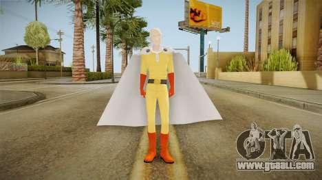 Saitama v2 for GTA San Andreas second screenshot