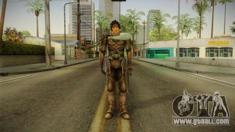 Warriors Orochi 3 - Zhao Yun (DW6) for GTA San Andreas second screenshot