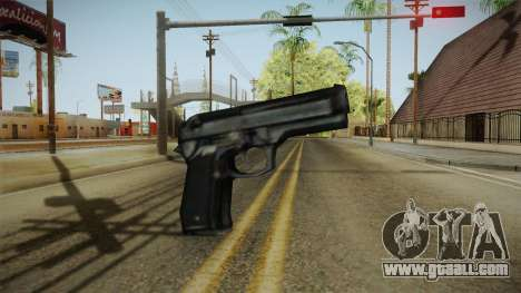 Silent Hill 2 - Pistol 1 for GTA San Andreas