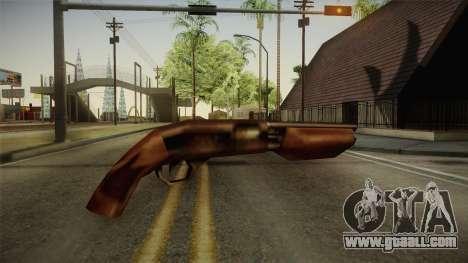 Silent Hill 2 - Sawnoff for GTA San Andreas third screenshot