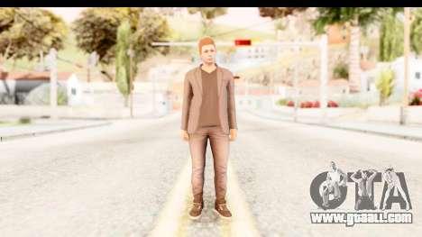 GTA 5 Random Skin 4 for GTA San Andreas second screenshot