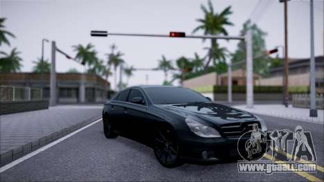 Mercedes-Benz Cls 630 for GTA San Andreas