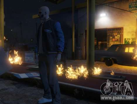 GTA 5 Suicide Squad El Diablo third screenshot