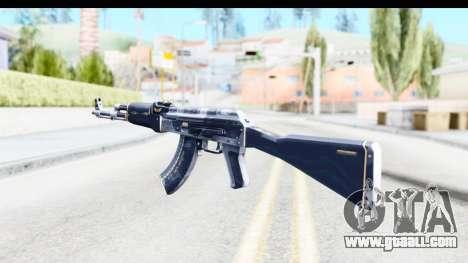 AK-47 Elite Build for GTA San Andreas second screenshot