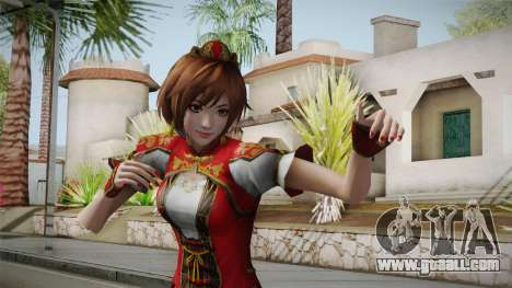 Dynasty Warriors 8 - Sun ShangXiang Remade for GTA San Andreas