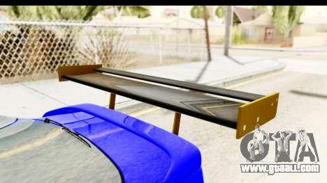 Rover 220 Kent Edition de Haur for GTA San Andreas back view