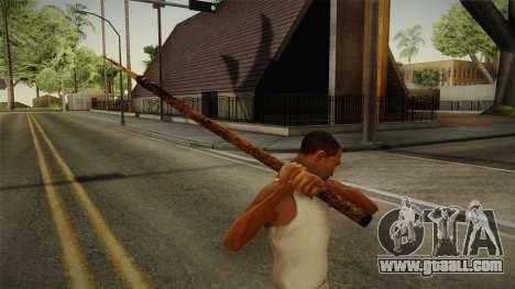 Silent Hill 2 - Weapon 4 for GTA San Andreas third screenshot