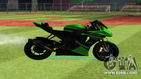 Kawasaki ZX-10RS for GTA San Andreas