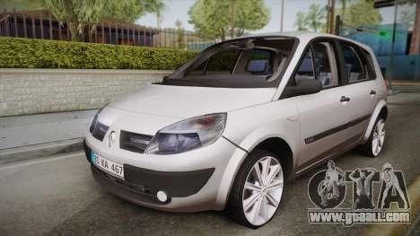 Renault Scenic II for GTA San Andreas