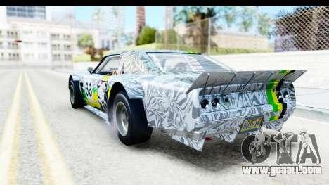 GTA 5 Declasse Tampa Drift IVF for GTA San Andreas wheels