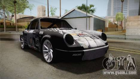 Porsche Carrera RS 1979 Kashima Kai Itasha for GTA San Andreas right view