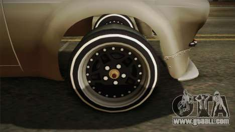 Jaguar Broadspeed XJC for GTA San Andreas right view