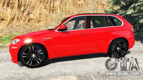 GTA 5 BMW X5 M (E70) 2013 v0.3 [replace] left side view