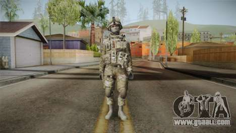 Multicam US Army 4 v2 for GTA San Andreas second screenshot