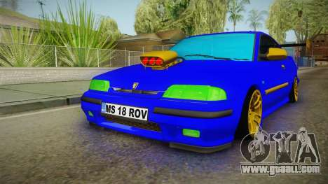 Rover 220 Bozgor Edition for GTA San Andreas right view