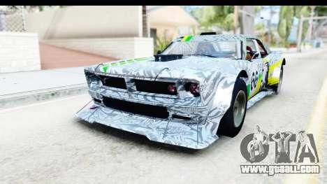 GTA 5 Declasse Tampa Drift IVF for GTA San Andreas engine