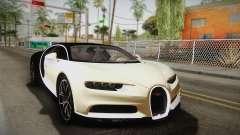 Bugatti Chiron 2017 v2.0 Italian Plate for GTA San Andreas