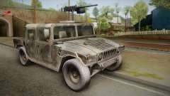 HMMWV Humvee Woodland for GTA San Andreas