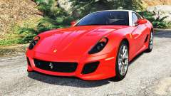 Ferrari 599 GTO [add-on] for GTA 5
