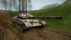 T-62 Desert Camo v1 for GTA San Andreas