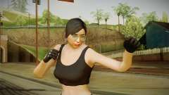 GTA 5 Heists DLC Female Skin 2 for GTA San Andreas