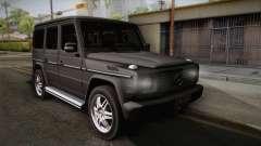 Mercedes-Benz G500 for GTA San Andreas