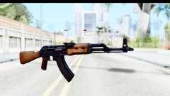 Kalashnikov AKM