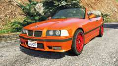 BMW 328i (E36) M-Sport v1.1 [replace] for GTA 5