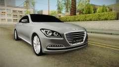 Hyundai Genesis 2016 v1.2 for GTA San Andreas