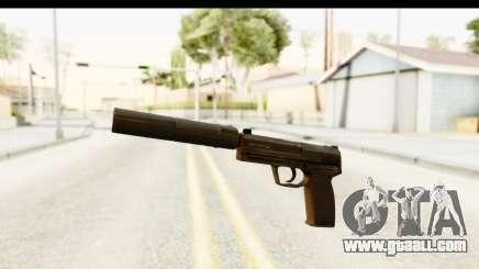 CS:GO - USP Silenced for GTA San Andreas