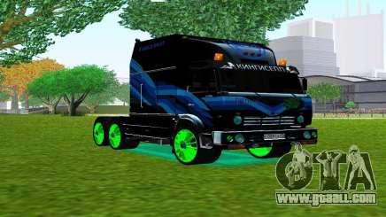 KamAZ 54112 RIAT for GTA San Andreas