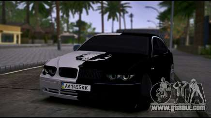 BMW 750i Smotra Kiev for GTA San Andreas