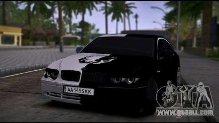 BMW 750i Smotra Kiev for GTA San Andreas