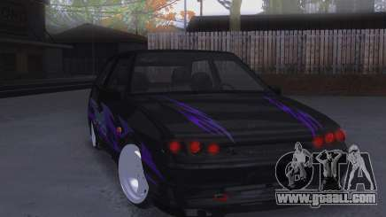 VAZ 2113 Zenki for GTA San Andreas