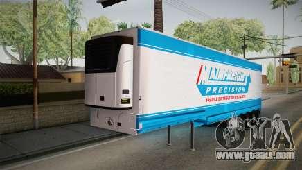 Trailer 4 Axle for GTA San Andreas