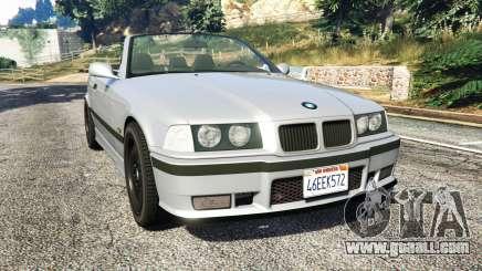 BMW 328i (E36) M-Sport [replace] for GTA 5